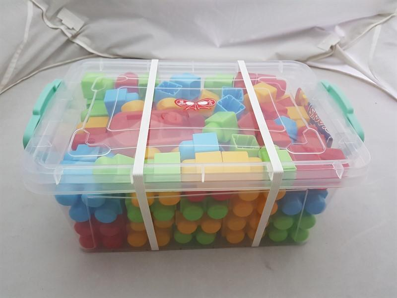 İLGİNÇ BLOK 160 PCS MULTIBOX