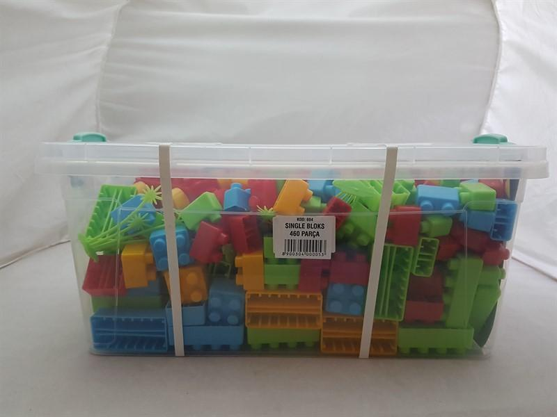 SINGLE BLOK 460 PCS MULTIBOX