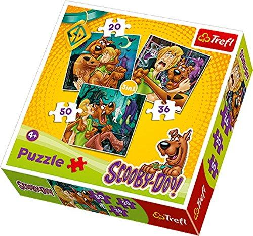 20,36,50 PUZZLE MIX SCOOBY DOU